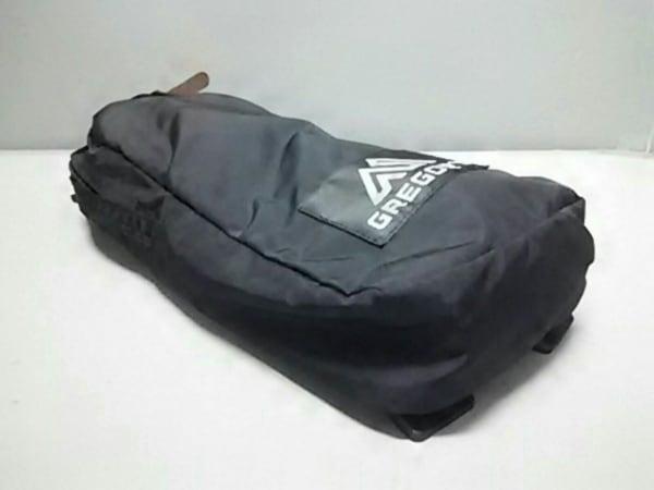 GREGORY(グレゴリー) バッグ 黒 アタッチメントポケット ナイロン 4
