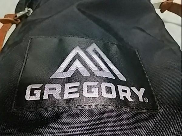 GREGORY(グレゴリー) バッグ 黒 アタッチメントポケット ナイロン 6