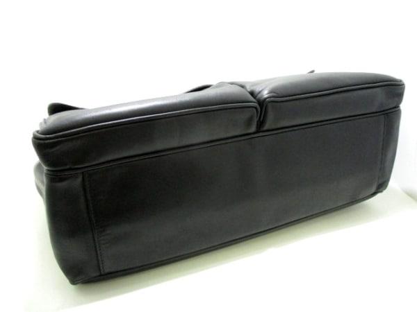 PRADA(プラダ) ビジネスバッグ - 黒 レザー 4