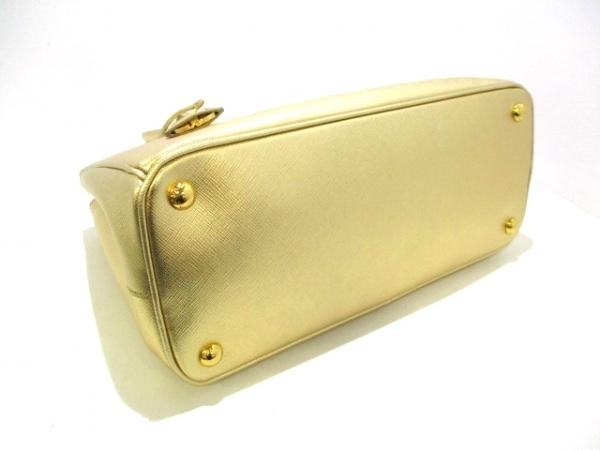 PRADA(プラダ) ハンドバッグ美品  - BN1801 ゴールド 4