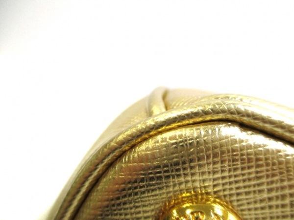 PRADA(プラダ) ハンドバッグ美品  - BN1801 ゴールド 8
