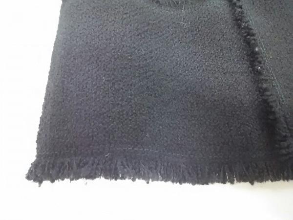 CHANEL(シャネル) ジャケット サイズ42 L レディース 黒×アイボリー 7