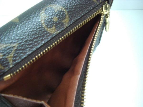 ルイヴィトン 3つ折り財布 モノグラム ポルトフォイユ・コアラ 4