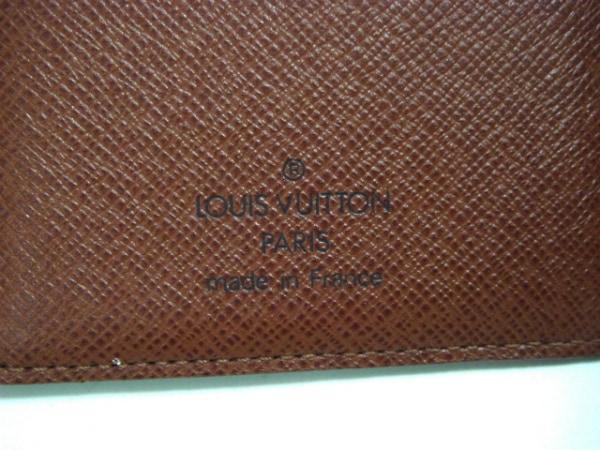 ルイヴィトン 3つ折り財布 モノグラム ポルトフォイユ・コアラ 5