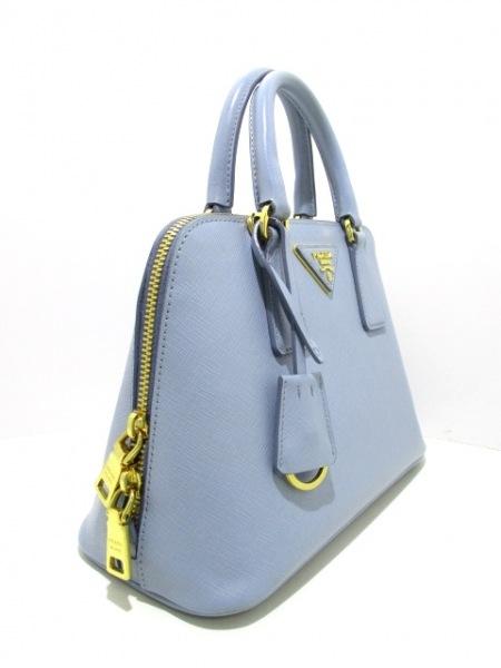PRADA(プラダ) ハンドバッグ - BL0838 ブルー 2
