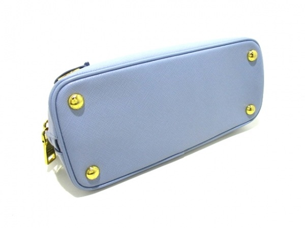 PRADA(プラダ) ハンドバッグ - BL0838 ブルー 4