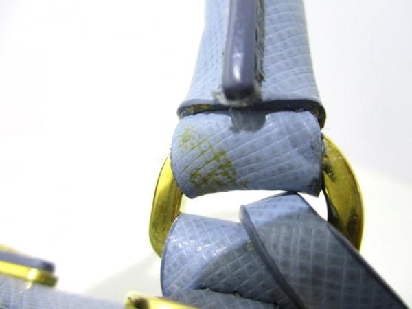 PRADA(プラダ) ハンドバッグ - BL0838 ブルー 8
