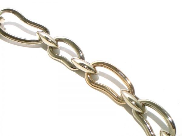 Pomellato(ポメラート) ネックレス美品  K18WG×K18PG 3