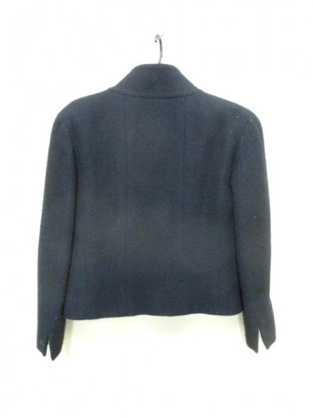 CHANEL(シャネル) ジャケット サイズ40 M レディース美品  黒 2