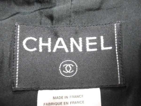 CHANEL(シャネル) ジャケット サイズ40 M レディース美品  黒 3