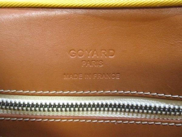 GOYARD(ゴヤール) ビジネスバッグ アンバサダー 黒×白×マルチ 6