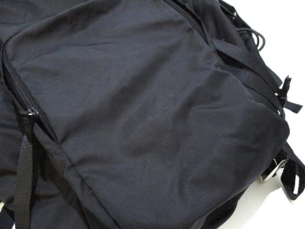 PRADA(プラダ) リュックサック美品  - V133 黒 ナイロン 7