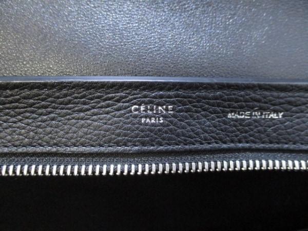 CELINE(セリーヌ) ハンドバッグ トラペーズ 174683MDB.38NO 黒 6