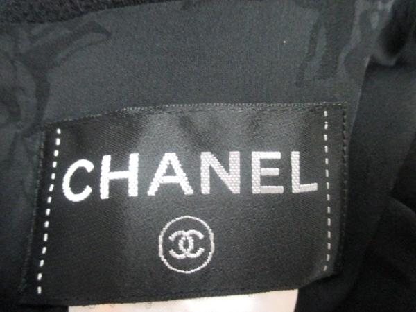 CHANEL(シャネル) ワンピース サイズ40 M レディース美品  P43672 黒 3