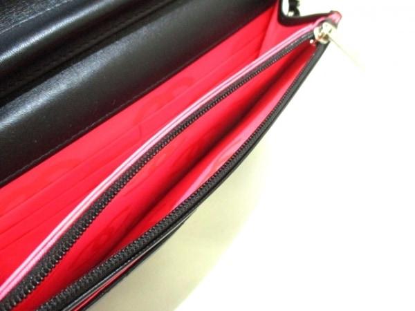 CHANEL(シャネル) 財布美品  カンボンライン A46646 黒 5