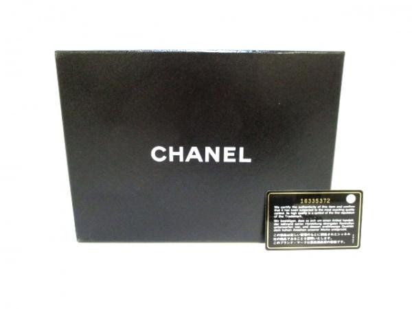 CHANEL(シャネル) 財布美品  カンボンライン A46646 黒 7