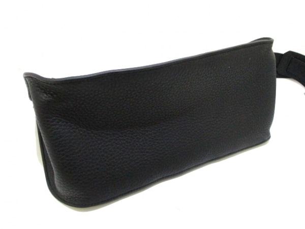 エルメス ショルダーバッグ美品  ジプシエール28 黒 シルバー金具 4