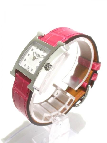 エルメス 腕時計美品  Hウォッチ HH1.210/036748WW00 レディース 2