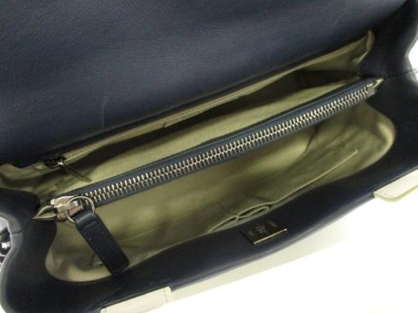 シャネル ショルダーバッグ美品  - A93270 ラムスキン×ツイード 5
