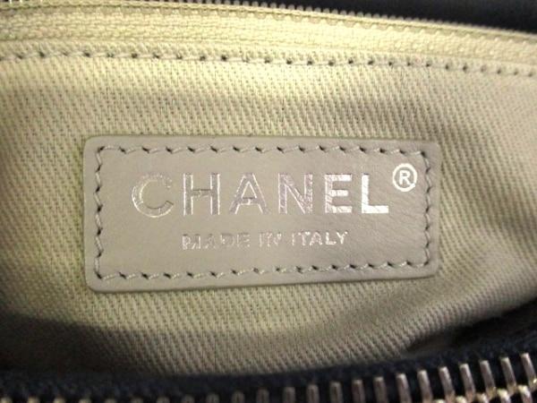 シャネル ショルダーバッグ美品  - A93270 ラムスキン×ツイード 6