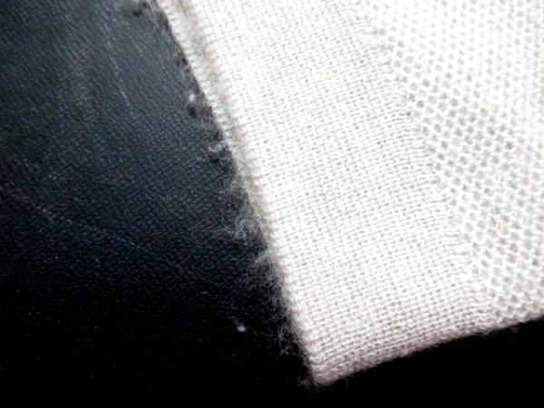 エルメス 長袖セーター サイズL L メンズ ライトグレー カシミヤ 5