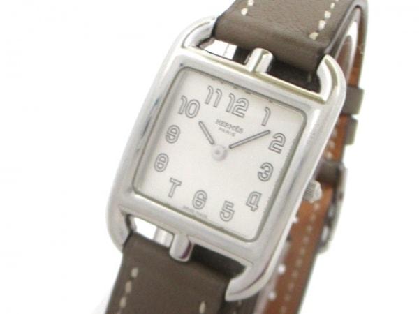 エルメス 腕時計 ケープコッドダブルトゥール CC1.210 レディース 0