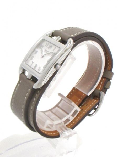 エルメス 腕時計 ケープコッドダブルトゥール CC1.210 レディース 2