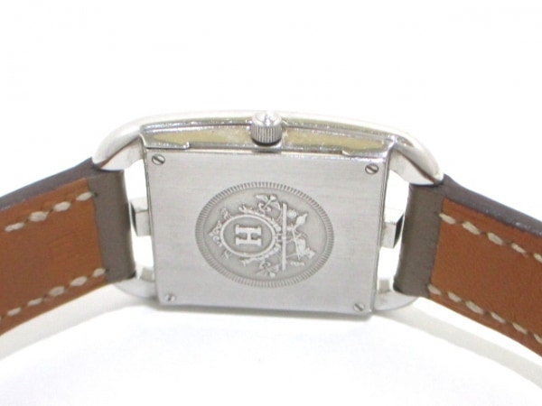 エルメス 腕時計 ケープコッドダブルトゥール CC1.210 レディース 3