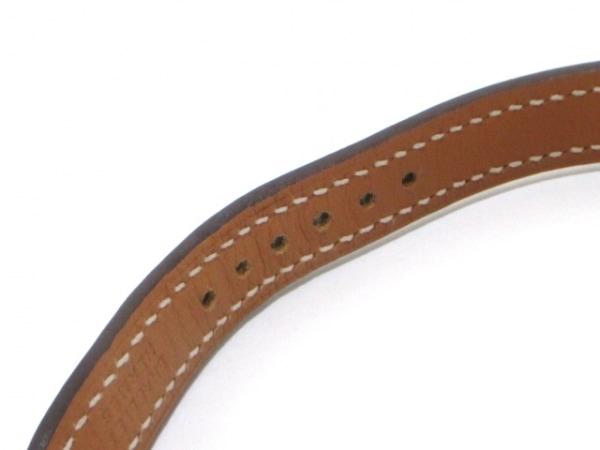 エルメス 腕時計 ケープコッドダブルトゥール CC1.210 レディース 8