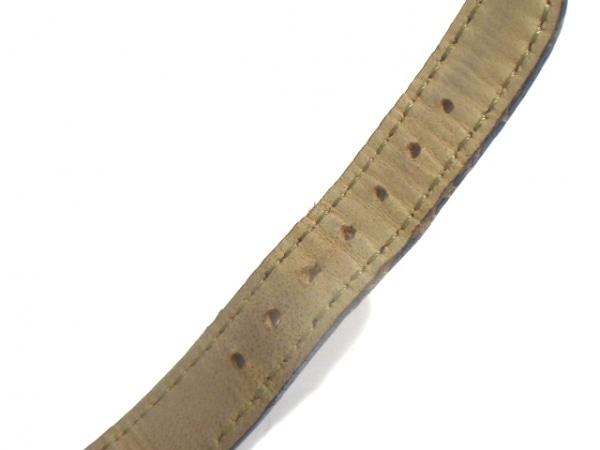 カルティエ 腕時計 タンクアメリカンSM W2601956 レディース 白 7