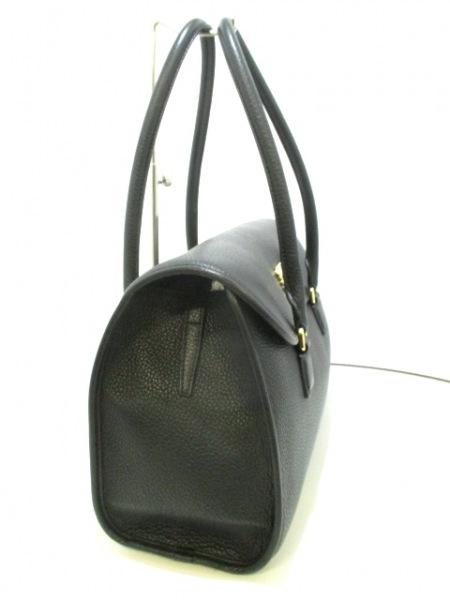 LOEWE(ロエベ) ハンドバッグ美品  - 黒 レザー 2