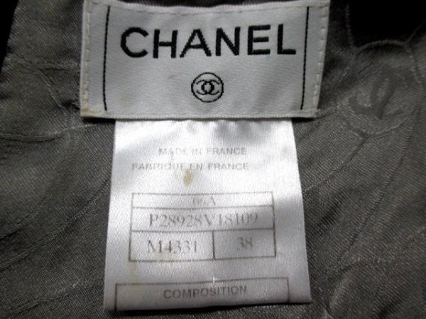 CHANEL(シャネル) ワンピース サイズ38 M レディース 3