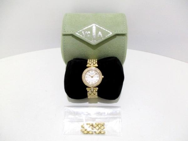 VCA/ヴァンクリ 腕時計 スポーツ2 13607B2HJ1 レディース 白 9