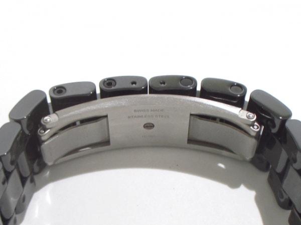 CHANEL(シャネル) 腕時計美品  J12 H1625 レディース 黒 4