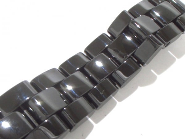 CHANEL(シャネル) 腕時計美品  J12 H1625 レディース 黒 6