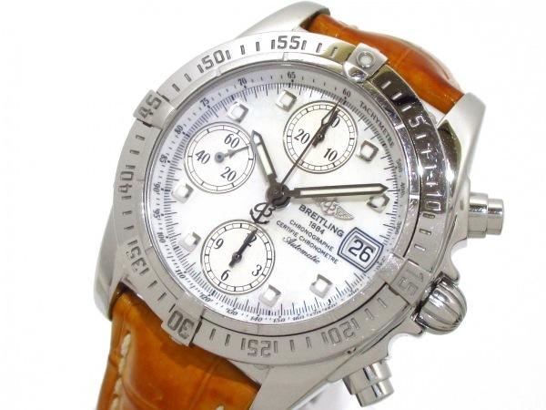 ブライトリング 腕時計 クロノコックピット A13357 ボーイズ 0