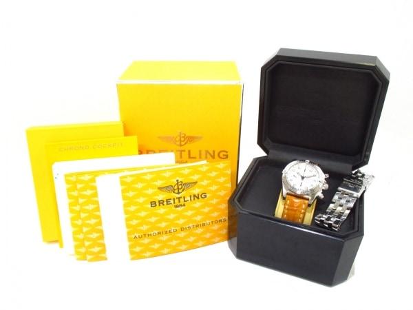 ブライトリング 腕時計 クロノコックピット A13357 ボーイズ 9