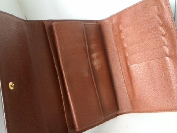 LOUIS VUITTON(ルイヴィトン) 3つ折り財布 モノグラム M61202 3