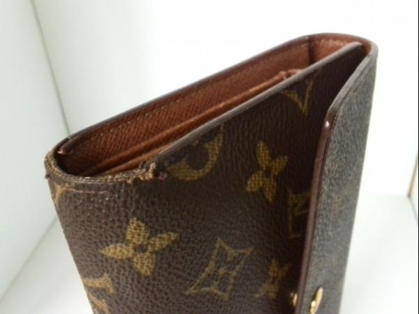 LOUIS VUITTON(ルイヴィトン) 3つ折り財布 モノグラム M61202 8