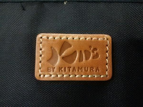 KITAMURA(キタムラ) トランクケース ネイビー×ライトブラウン 6