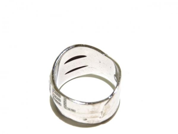 シャネル リング美品  ボルデュックリング K18WG×ダイヤモンド 8