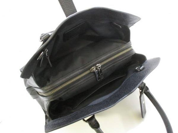 COACH(コーチ) ハンドバッグ美品  57078 黒 レザー 5