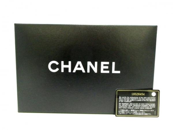 CHANEL(シャネル) 財布美品  ハーフムーン A40033 黒 キャビアスキン 7