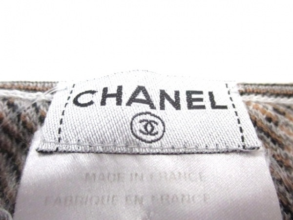 シャネル 長袖セーター サイズ38 M レディース美品  カシミヤ混 3