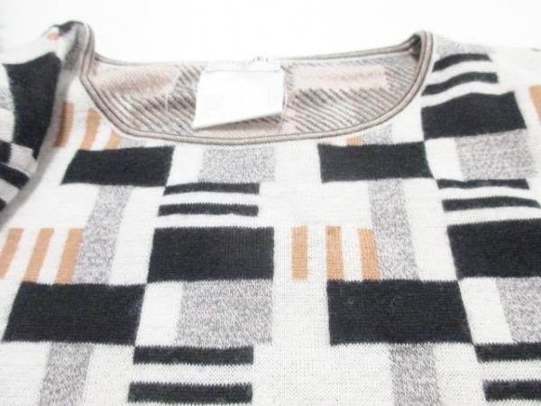 シャネル 長袖セーター サイズ38 M レディース美品  カシミヤ混 5