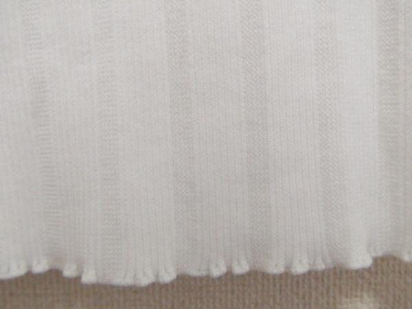 シャネル ノースリーブカットソー サイズ42 L レディース美品  刺繍 7