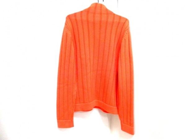 HERMES(エルメス) 長袖セーター サイズS メンズ オレンジ 2