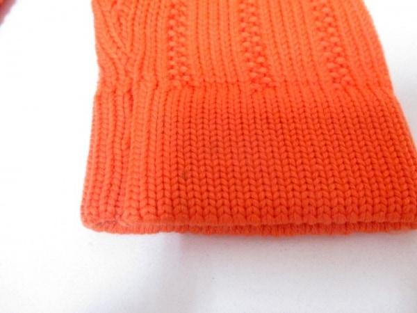 HERMES(エルメス) 長袖セーター サイズS メンズ オレンジ 5