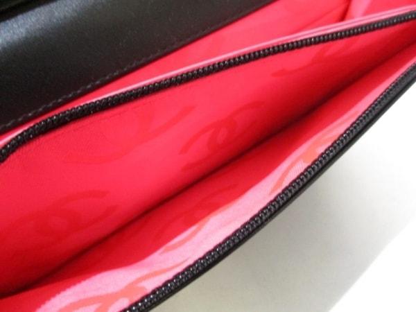 CHANEL(シャネル) 財布美品  カンボンライン A46646 黒 4