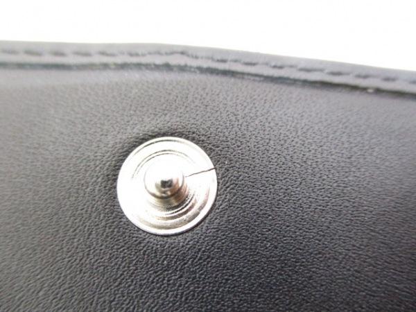 CHANEL(シャネル) 財布美品  カンボンライン A46646 黒 6